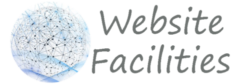 Website Facilities
